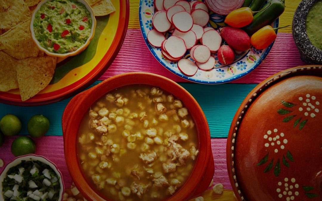 The best side dishes and beverages for your Pozole