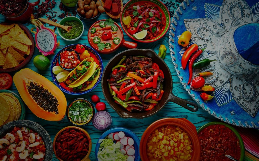 Mexico: the land of chile, spice and everything nice