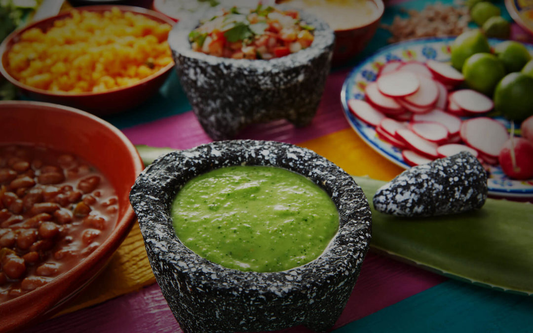 Ideas for cooking Mexican Sauces